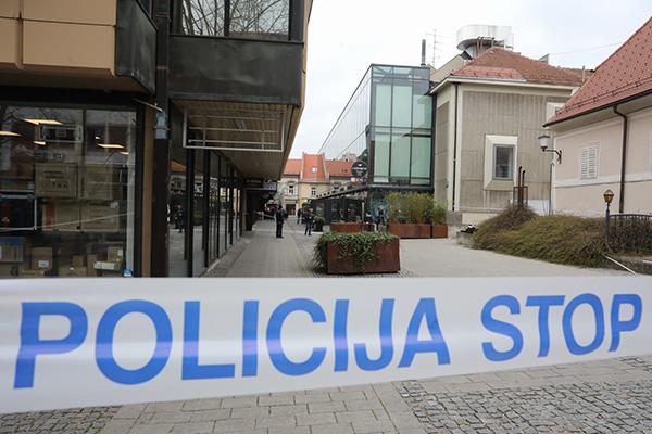 Restarvracija Rožamarin, včeraj dopolne. (foto: Pigac.si)