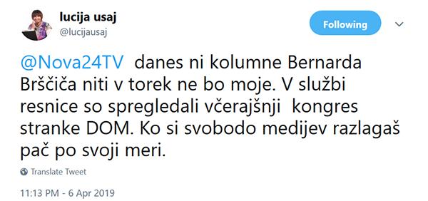 Vir: Twitter
