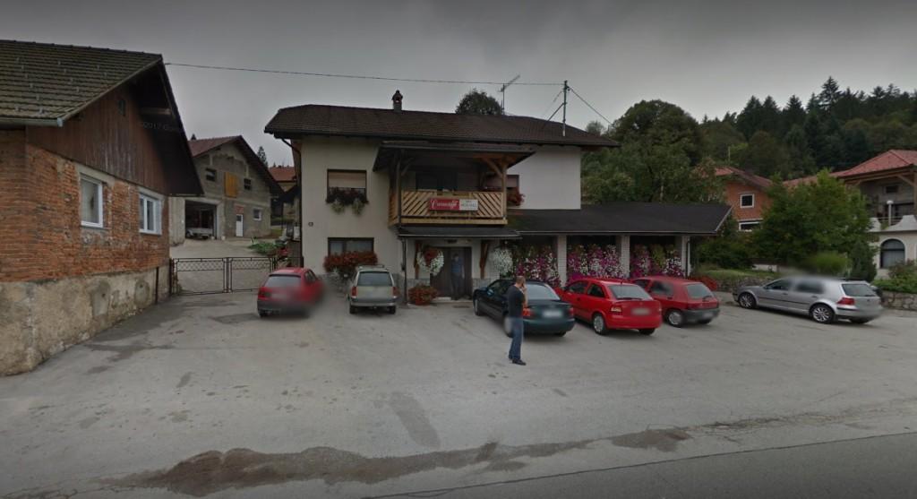 Družinski Bar Moravec, ki ga vodi Nataša Moravec-Jakofčič.