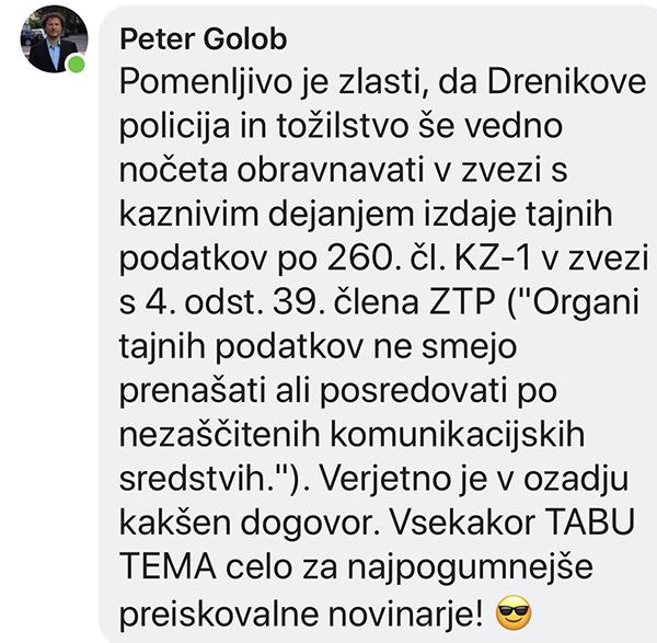 ... tako ugotavlja tudi Peter Golob, nekdanji dolgoletni vodilni uradnik na ministrstvu za zunanje zadeve in kandidat za evropskega poslanca na listi Dobre države. Vir: Twitter