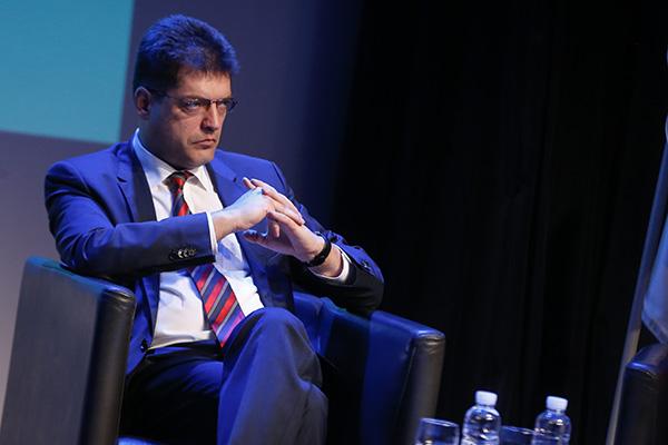 Janez Lenarčič je stalni predstavnik Slovenije pri Evropski uniji ...