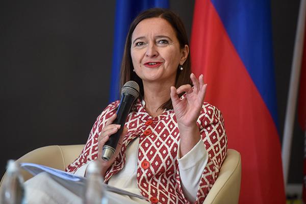 ... Marjeta Jager pa namestnica generalnega direktorja v generalnem direktoratu za mednarodno sodelovanje in razvoj pri Evropski uniji.