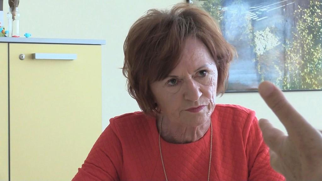 Jasna Klepec, lastnica družbe Diana d.o.o.
