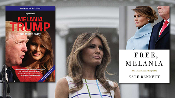 Od Gole resnice (The Inside Story) do Free, Melania