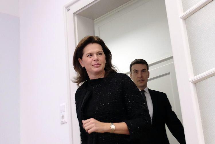 Alenka Bratušek in Jernej Pavlič