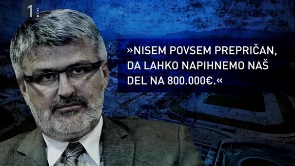 Roman Jakič (vir: Tarča na TV Slovenija, posnetek zaslona)