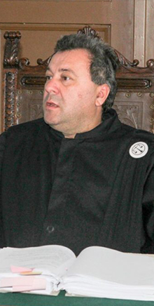 Sodnik Zvjezdan Radonjić
