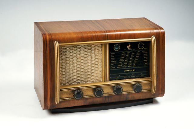 RADIO SAVICA 65<br>1956<br>inv. št.: 2824