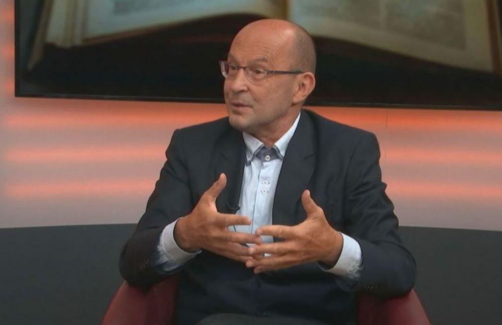 Dr. Jože Dežman, predsednik vladne komisije za prikrita grobišča