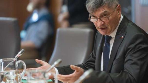 Rudi Medved, minister za javno upravo