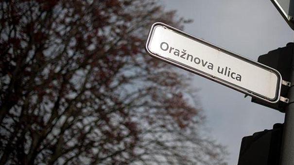 Oražnova ulica v Ljubljani, prizorišče afere Baričevič