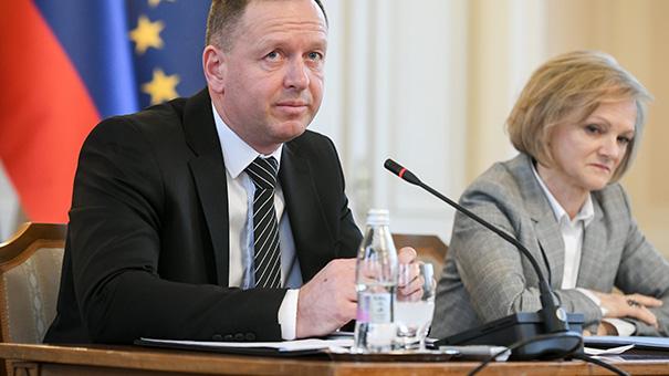 Robert Šumi in Nataša Kovač
