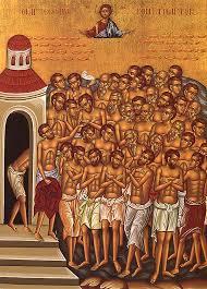 Rezultat iskanja slik za 40 mučenikov slike