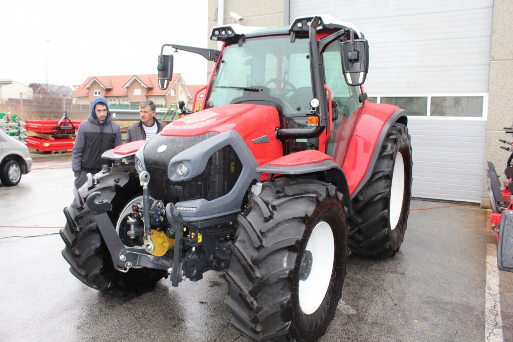 Od 1. marca je Mehanizacija Miler zastopnik traktorjev Lindner za Vzhodno Slovenije, in sicer za klicne številke (02), (03) in (09).