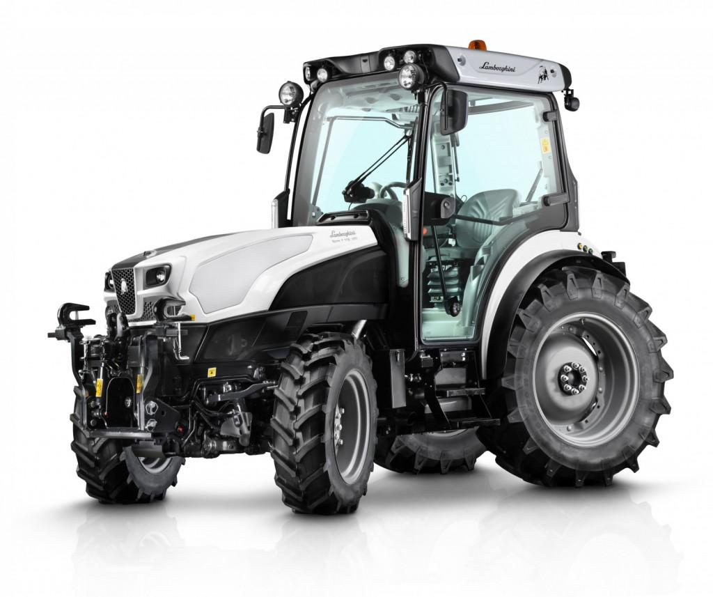 Vinogradniško sadjarski traktor SPIRE F VRT 4WS