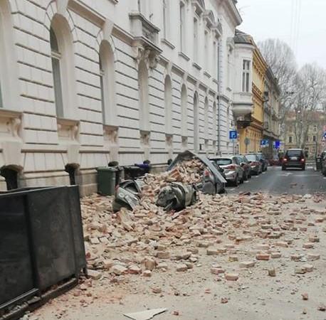 Zagreb 22. marec 2020 foto jutranji.hr