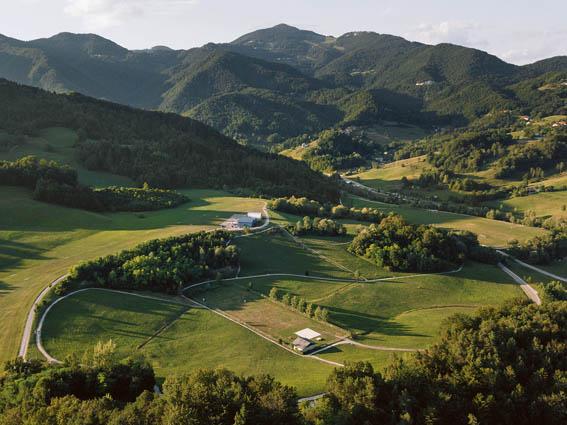 Slikovita podoba Zagorja ob Savi (Fotografija: Občina Zagorje ob Savi)