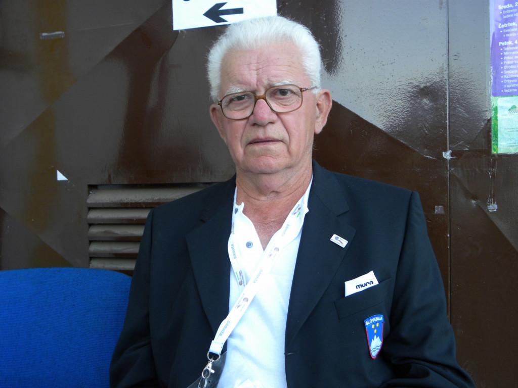 Alojz Avšič, alfa in omega slovenskega tekmovalnega oranja v 90. letih prejšnjega stoletja. Predstavnik Slovenije v WPO je bil vse do leta 2005.