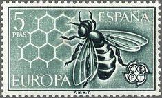 Spain - Europa / CEPT 1962