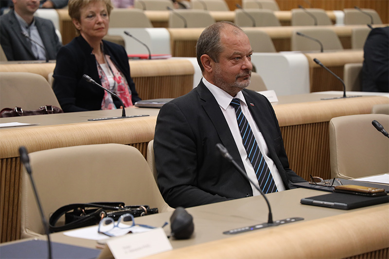 Alojz Kovšca, predsednik Državnega sveta