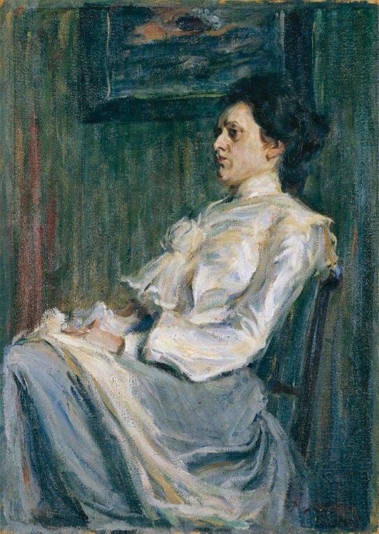 Portret Rozi Klein, 1903<br>