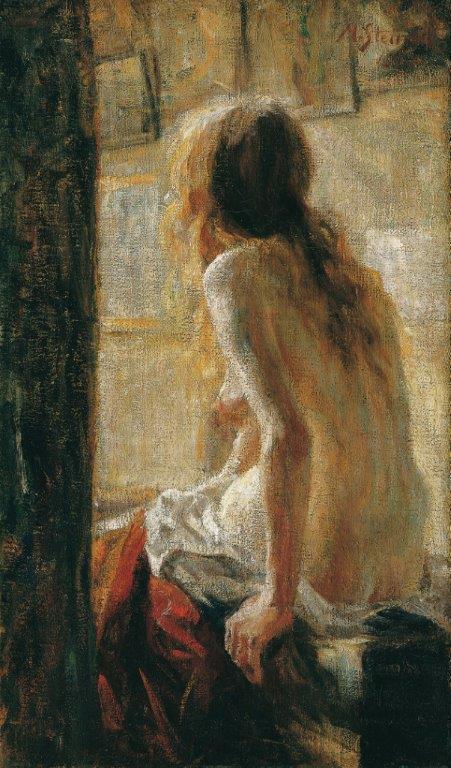 Rdečelaska, 1902