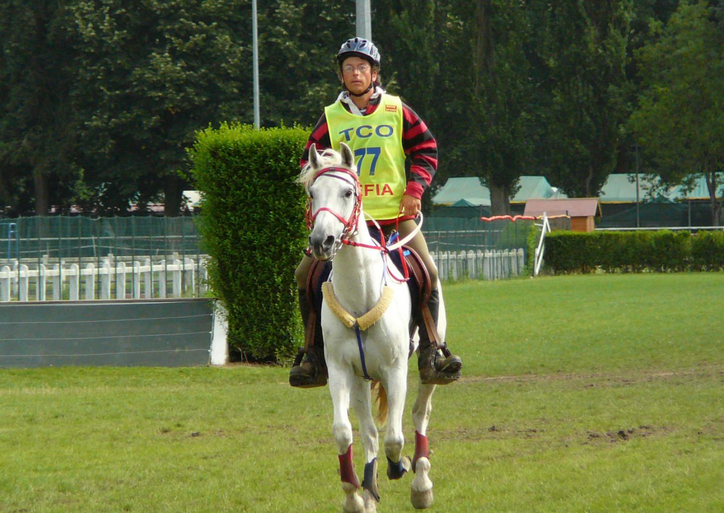 Endurance je disciplina, pri kateri je potrebno konjevo kondicijo razvijati več let.