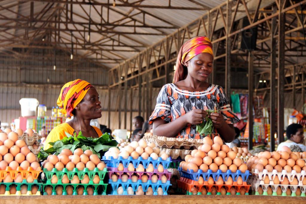 Kitajska je prevzela ključno vlogo pri spodbujanju kmetijske produktivnosti v Afriki. (Fotografija: Shutterstock)