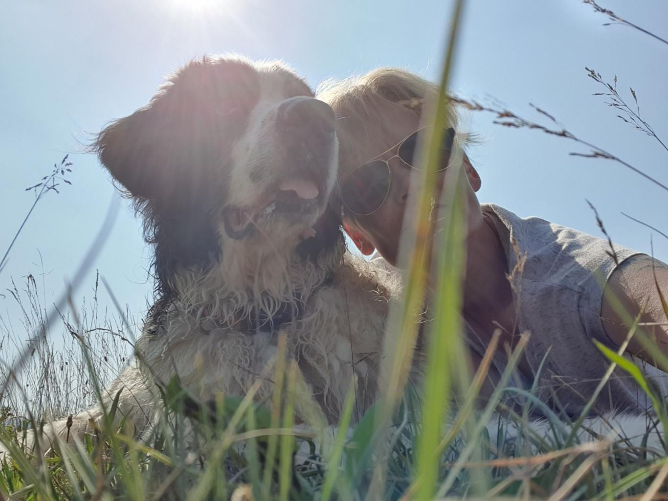 S psičko Lucy