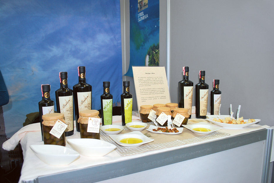 Oljčno olje in drugi izdelki iz oljk
