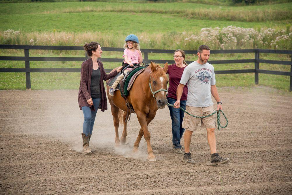 Gibanje konja mora biti optimalno; torej sestavljeno iz dolgih, mehkih, enakomernih, harmoničnih in elastičnih korakov, ki tvorijo ustrezne impulze in jih preko nihljajev konjevega hrbta učinkovito prenašajo na jahača.