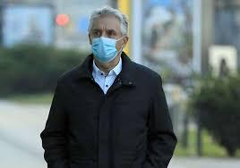"""Tako se je poslovil Gantar: """"Bil sem najprej zdravnik, nato politik"""" -  Svet24.si"""