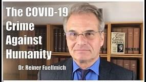 Transcript of Dr. Reiner Fuellmich's