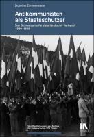 Antikommunisten als Staatsschützer