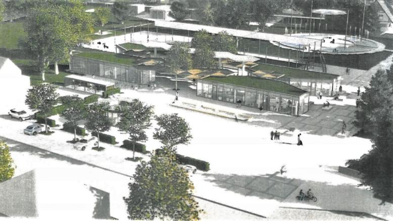 Občina Radenci se je županom Romanom Leljakom lotila  obnove dotrajanega in delno propadajočega parka, kjer je nekoč delovalo letno kopališče. Gre za enega prvih tovrstnih parkov v tedanji Avstro-Ogrski, v katerem je bilo zgrajeno prvo igrišče za tenis v tem delu Evrope.