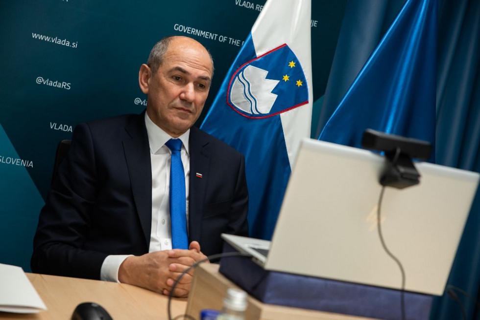 Predsednik vlade na virtualni konferenci World Forum for Ethics in Business