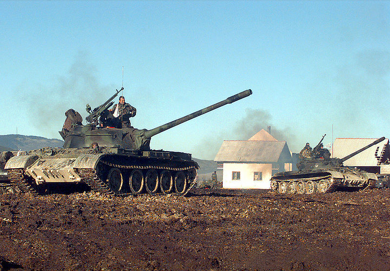 Tank HVO