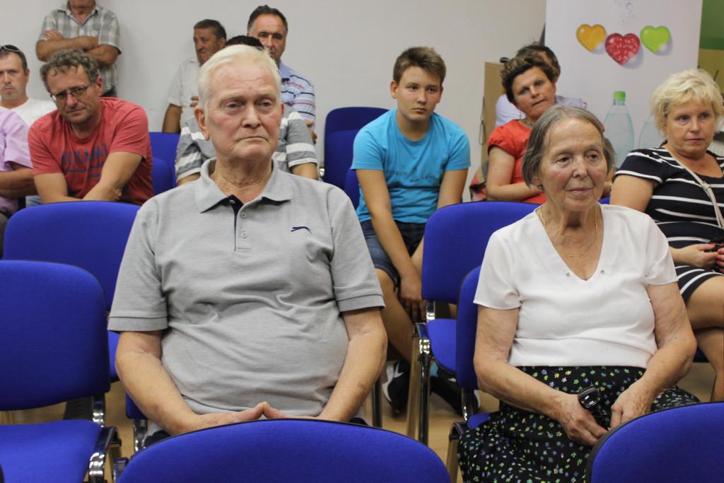 Vinko in Terezija Štefančič