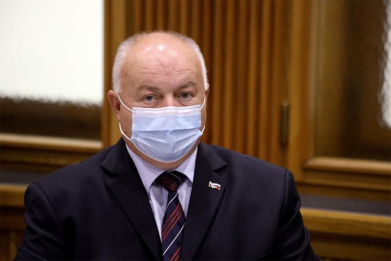 Danijel Kastelic, državni svetnik (Foto: Milan Skledar)