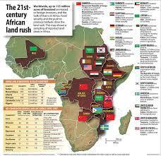 Kitajski investitorji so največ zemlje nagrabili v Afriki