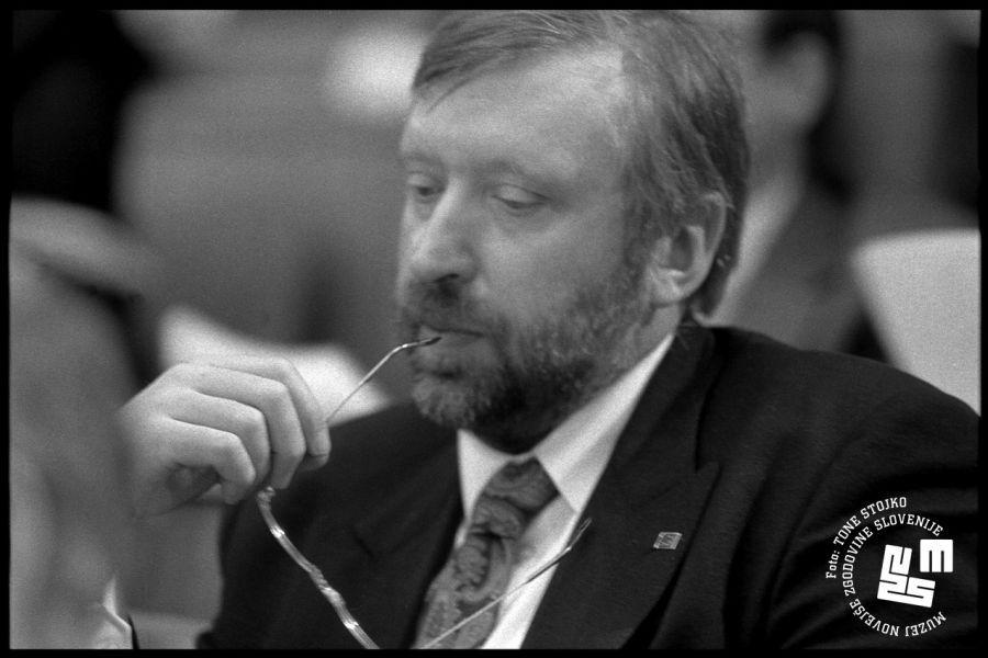 Dr. Dimitrij Rupel