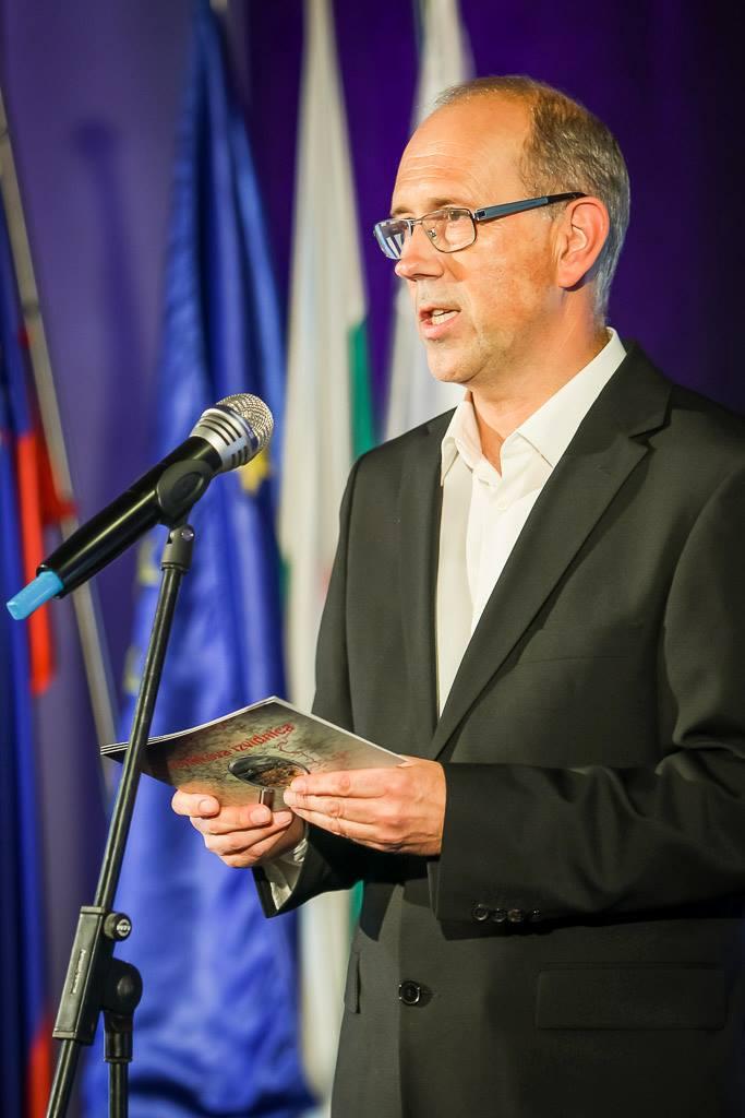 Predsednik upravve časopisa Dnevnik Bojan Petan. (Foto: Facebook)