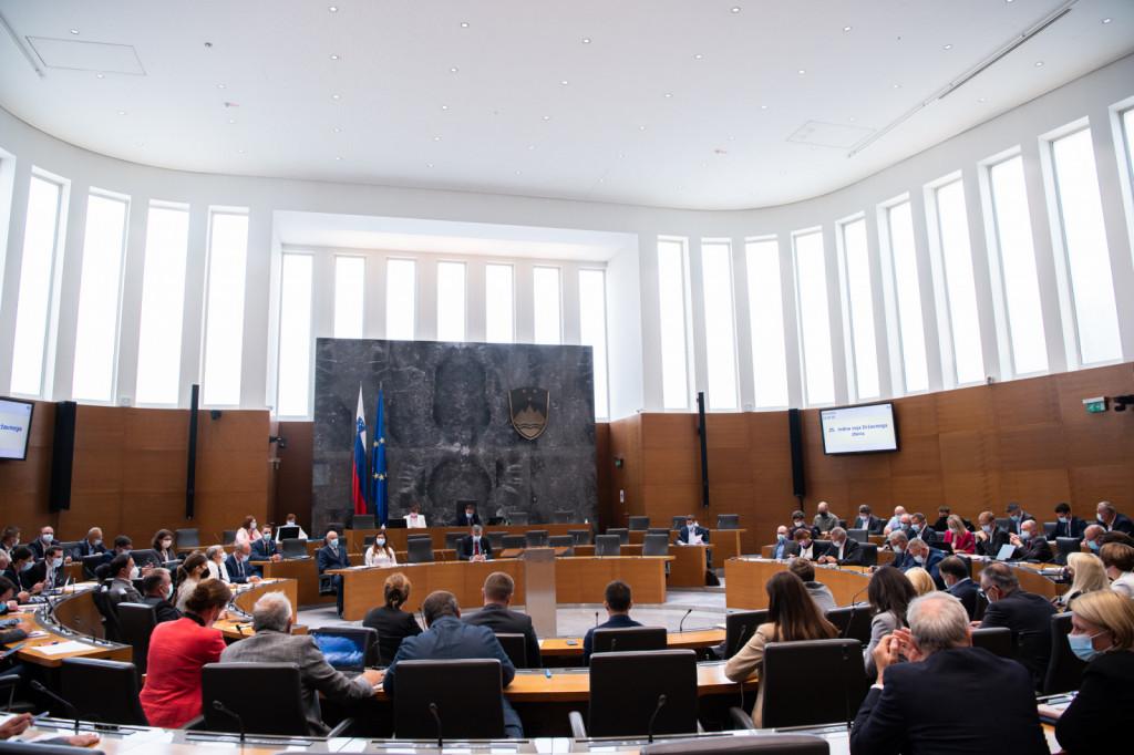 Državni zbor, 25. redna seja. foto kpv