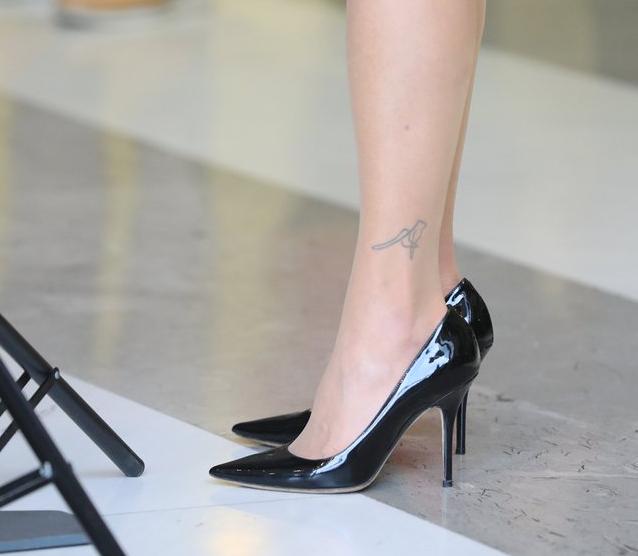 Tanja Fajon si je po besedah naših avstrijskih virov naredila tatoo za svojo