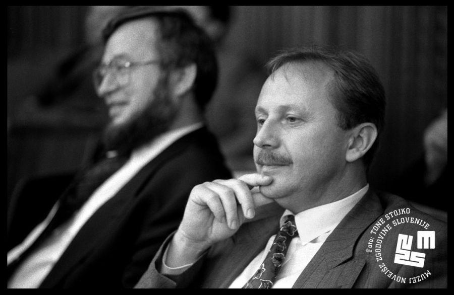 Ministra Ocvirk in Šešok<br>