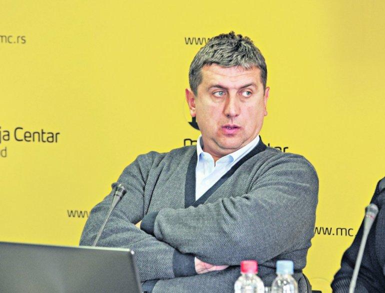 Branko Radun o napadih United Grup
