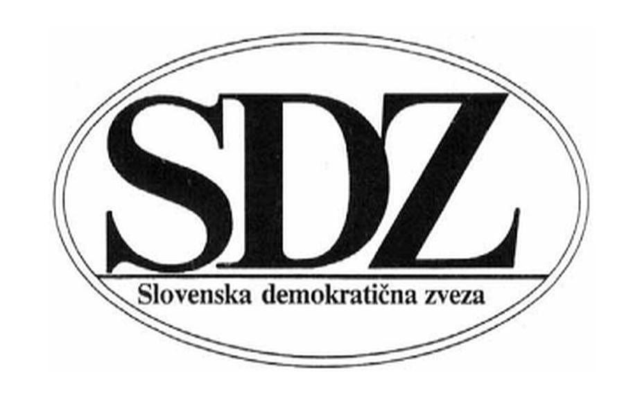 12. oktobra 1991 se je začel tretji predčasni kongres Slovenske demokratične zveze (SDZ), ki je že na samem začetku pokazal notranjo neenotnost stranke. | Avtor UKOM